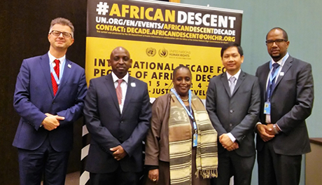 23rd Session of the Working Group of Experts on People of African Descent