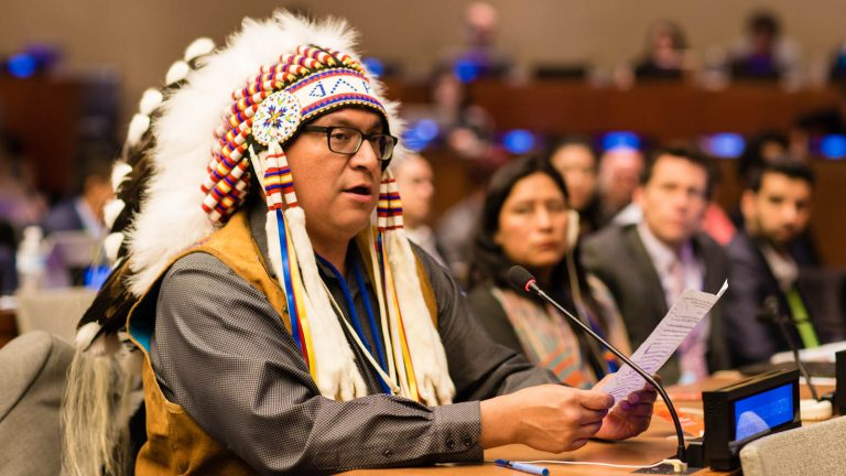 18th Session of the United Nations Permanent Forum on Indigenous Issues