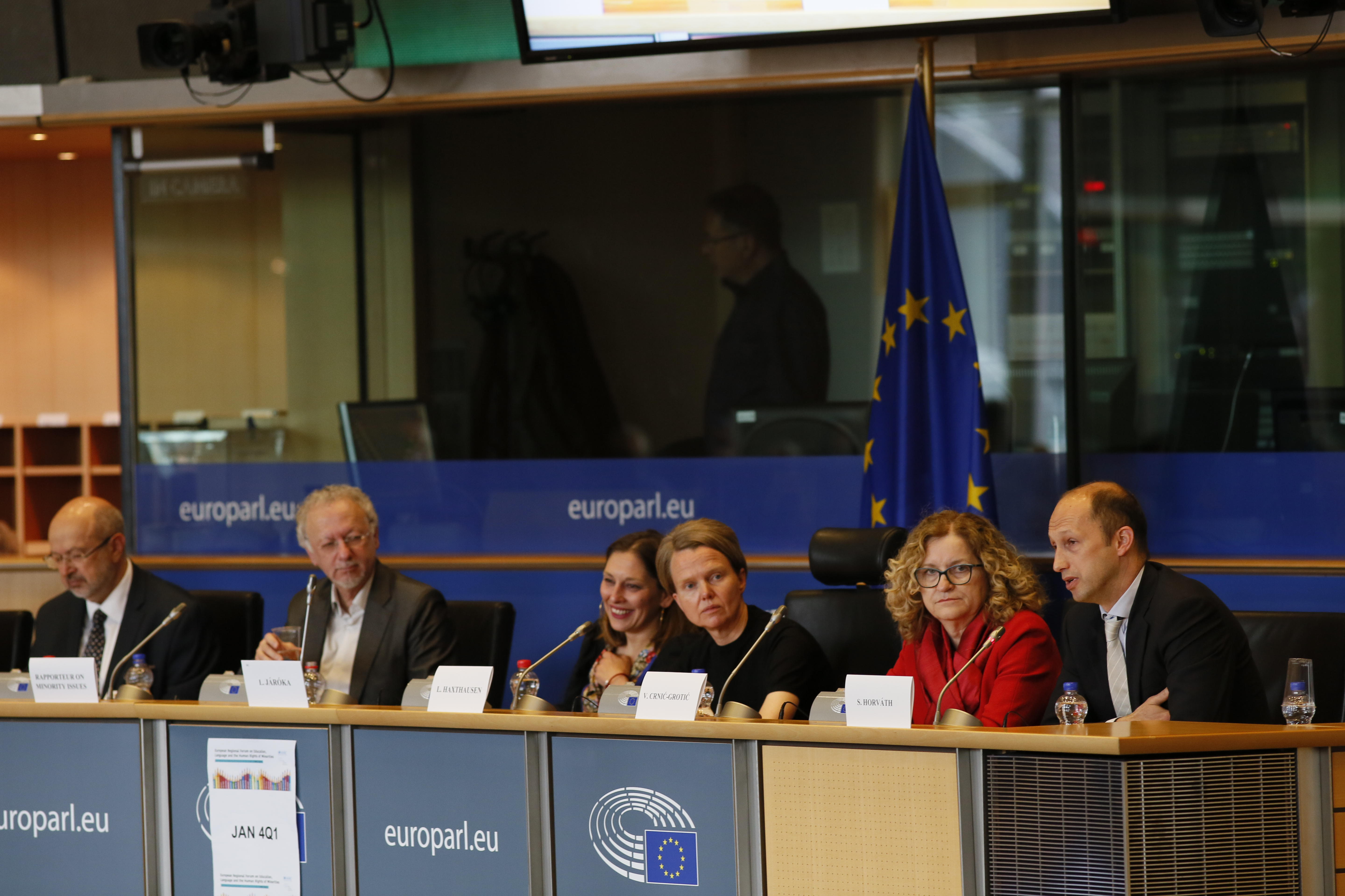 First European Forum on Minority Issues Held in Brussels